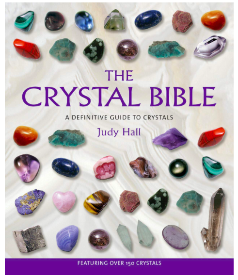 crystal bible book crystal books for beginners