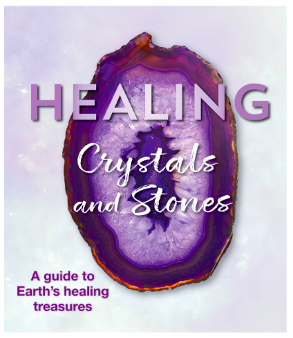 healing crystals and stones book