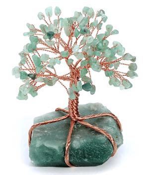 money tree crystal