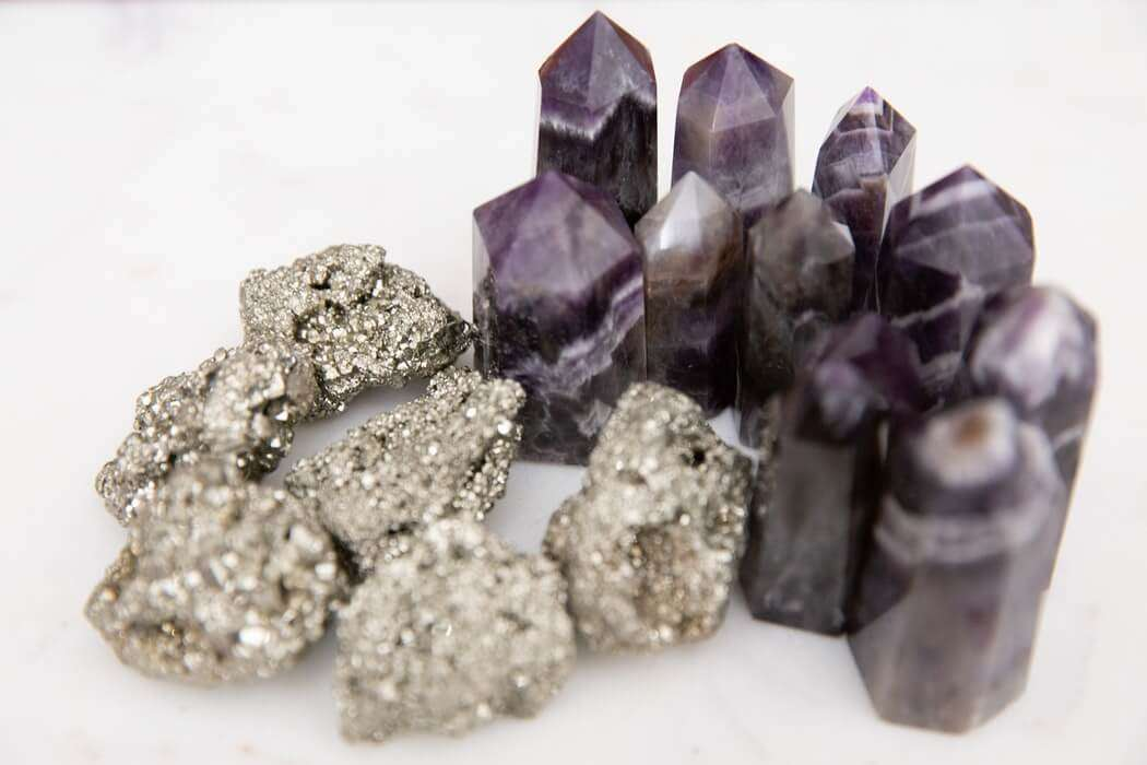 crystals and their affirmations