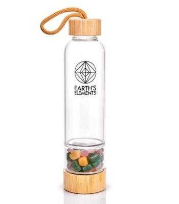Earth Element water bottles