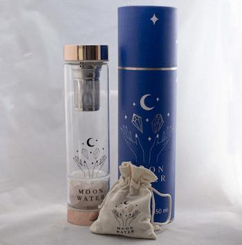 Moon water bottle best crystal water bottles