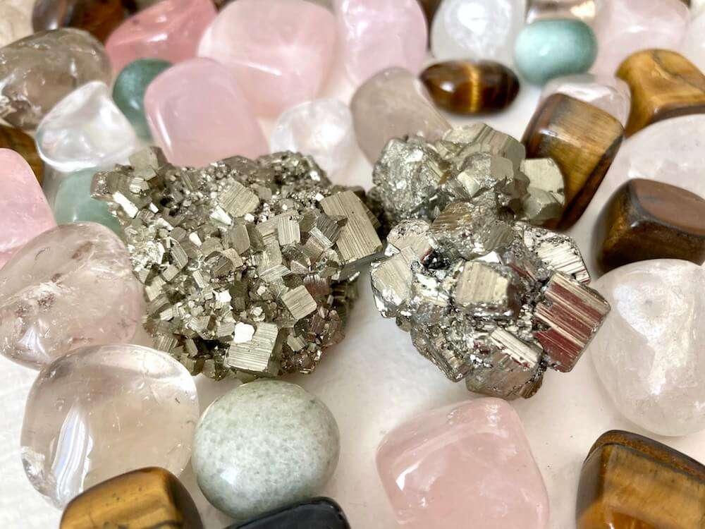 crystals for abundance