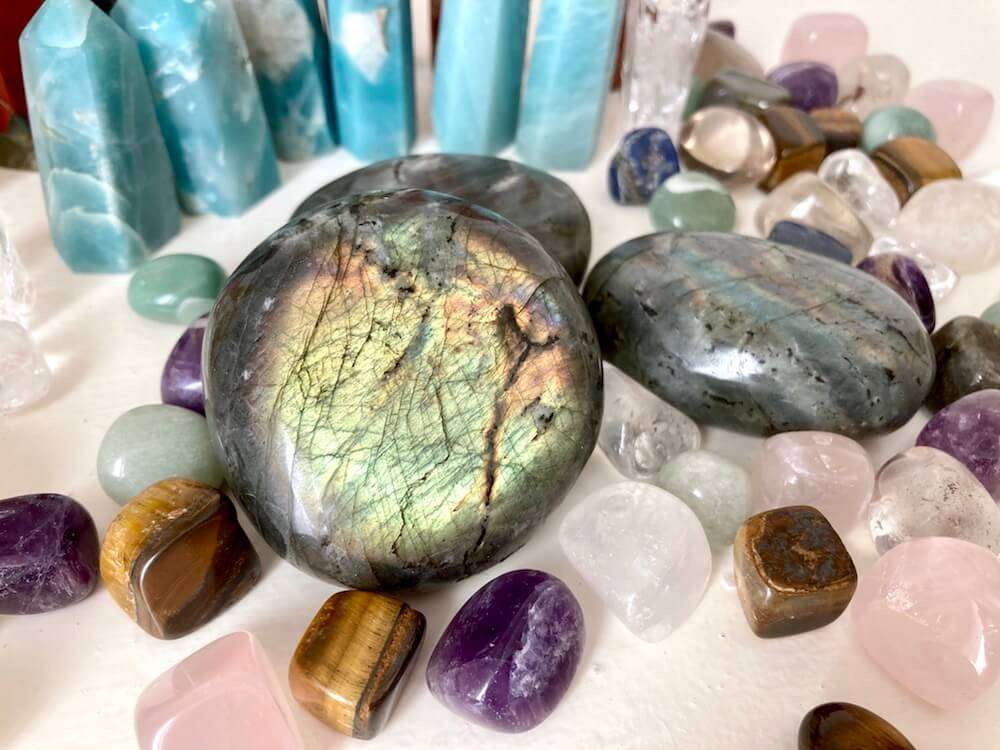 crystals for gratitude