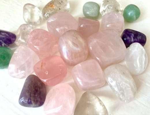etsy rose quartz