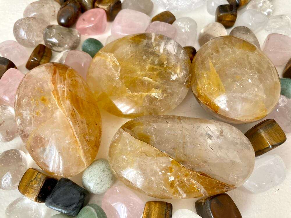 crystals for front door protection