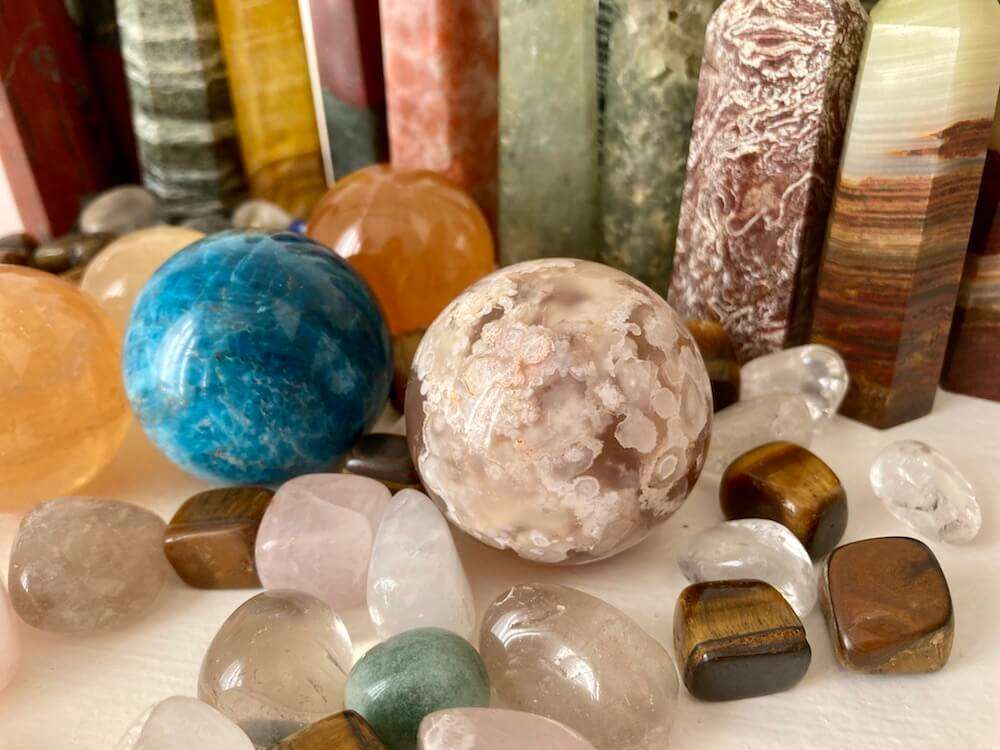 what crystals cannot be cleansed in water