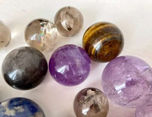 crystal combinations for amethyst