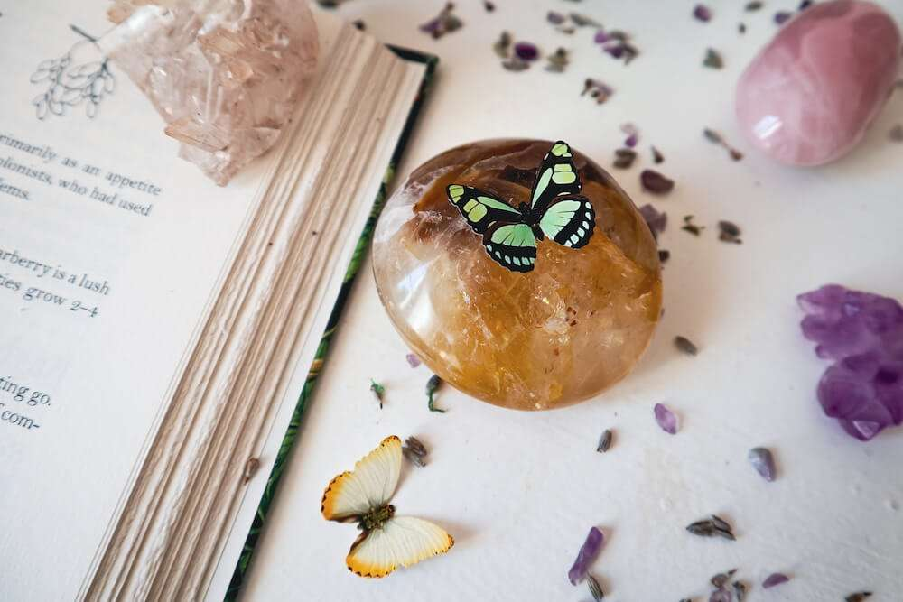 crystals for nature lovers