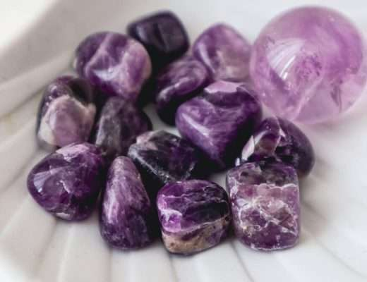 best combinations for amethyst